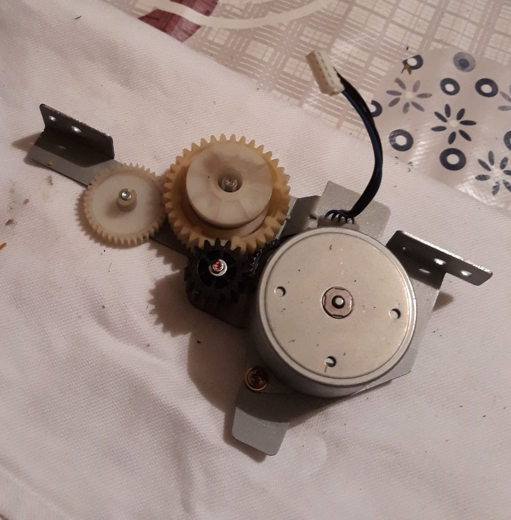 Picture of Stepper Motors