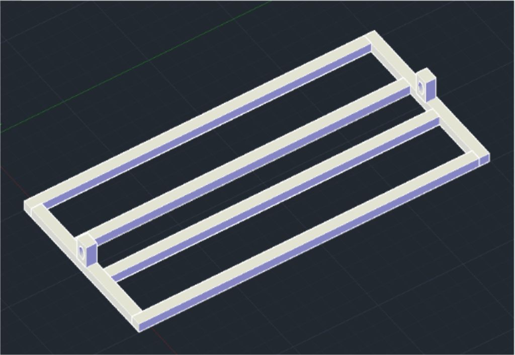 Picture of Solar Plate Frame