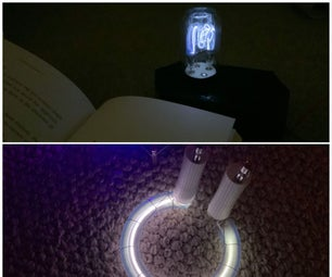 Xenon Plasma Lamp + UPDATES!