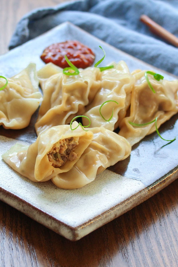 Picture of Pork and Cabbage (Freezable) Pot Stickers