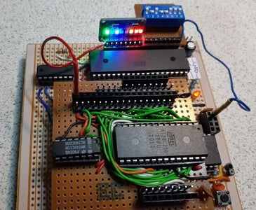 Running the 6502 From the EEPROM