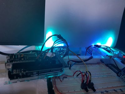 Building the Lighting Controllers