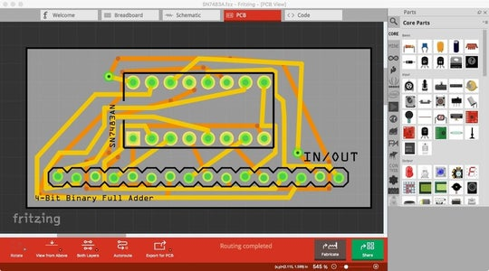 Designing the Other PCBs