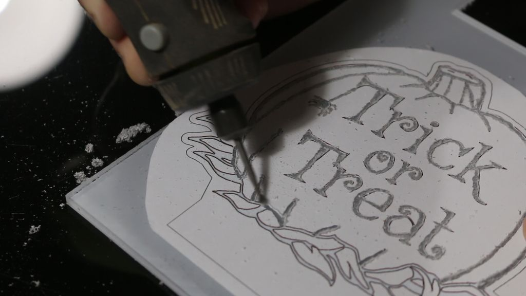 Picture of Engrave the Design