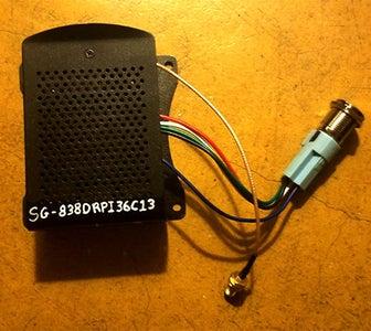 Raspberry Pi SensorGnome