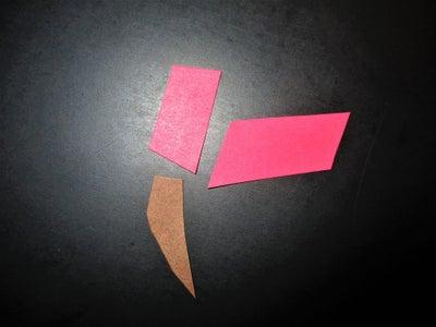 Cutting and Shape Laying