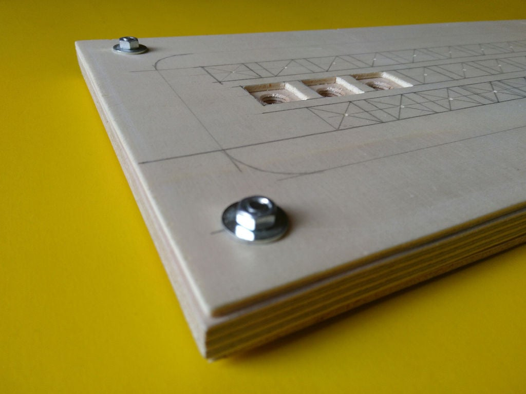Picture of Keyboard Puzzle Prototype
