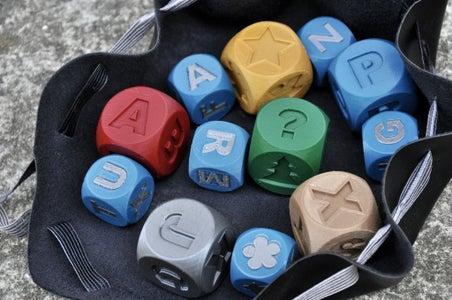 2颜色骰子