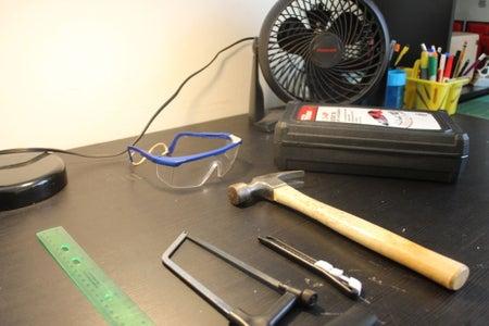 Motor Craft (Ages 10 - 12): Preparation