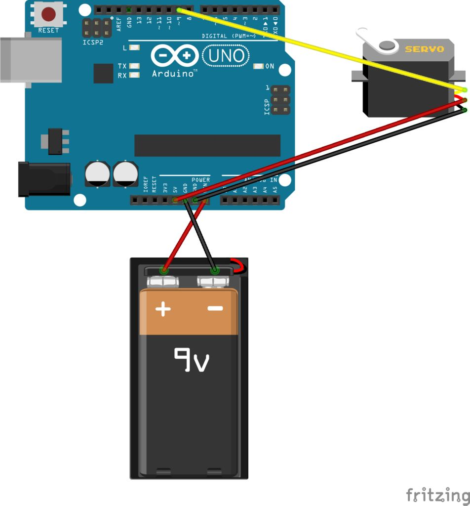 Picture of Electronics and Code