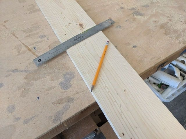Picture of Measurements of Wood