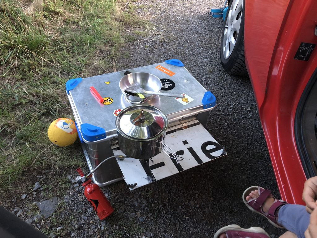 Picture of Foldable Camping Table
