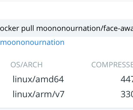 Build Docker Image for Raspberry Pi