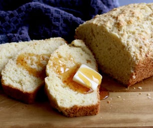 懒人酪乳面包配方|快速简单
