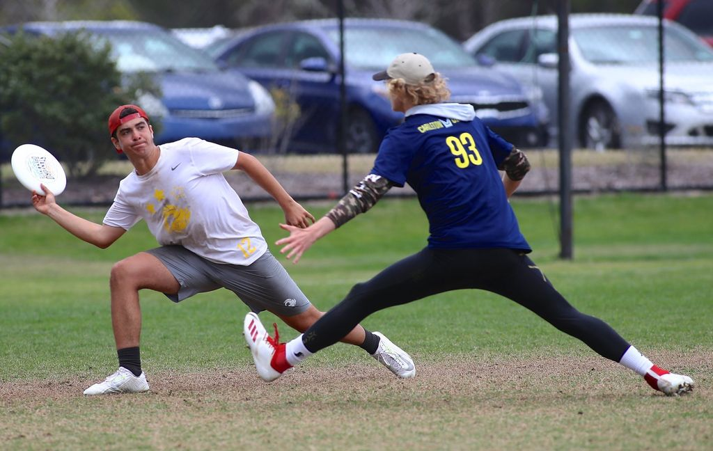 Picture of How to Throw a Flick Huck (Ultimate Frisbee)