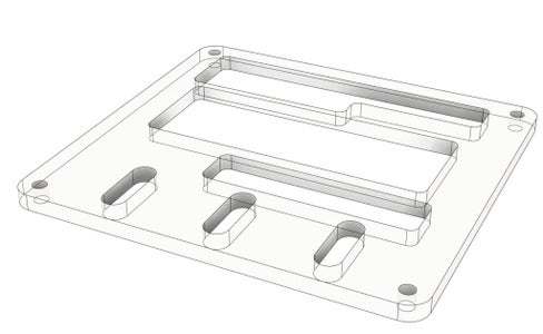 Laser Cut Arduino Case