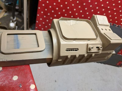 Painting and Finishing Body Build