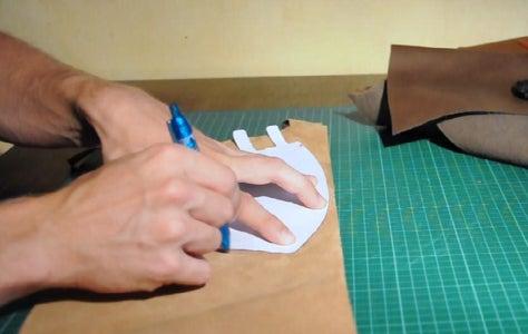Main Leather Piece
