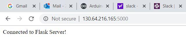 Run the Web Server on Your EV3