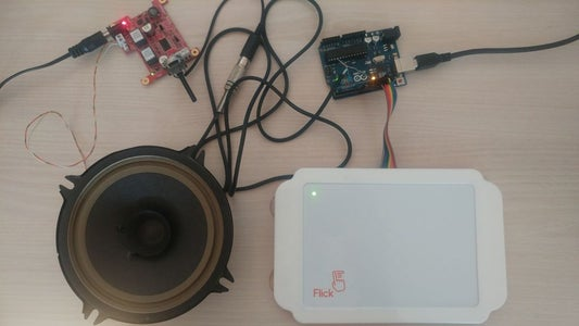 Connect Active Speaker to Audio Output From Arduino