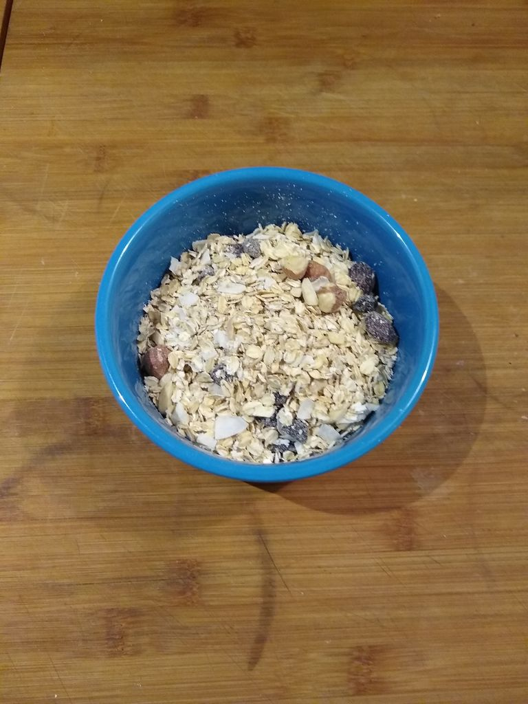 Picture of Simple Steeped Oatmeal