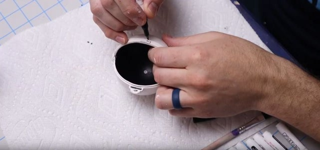 Painting the Pod