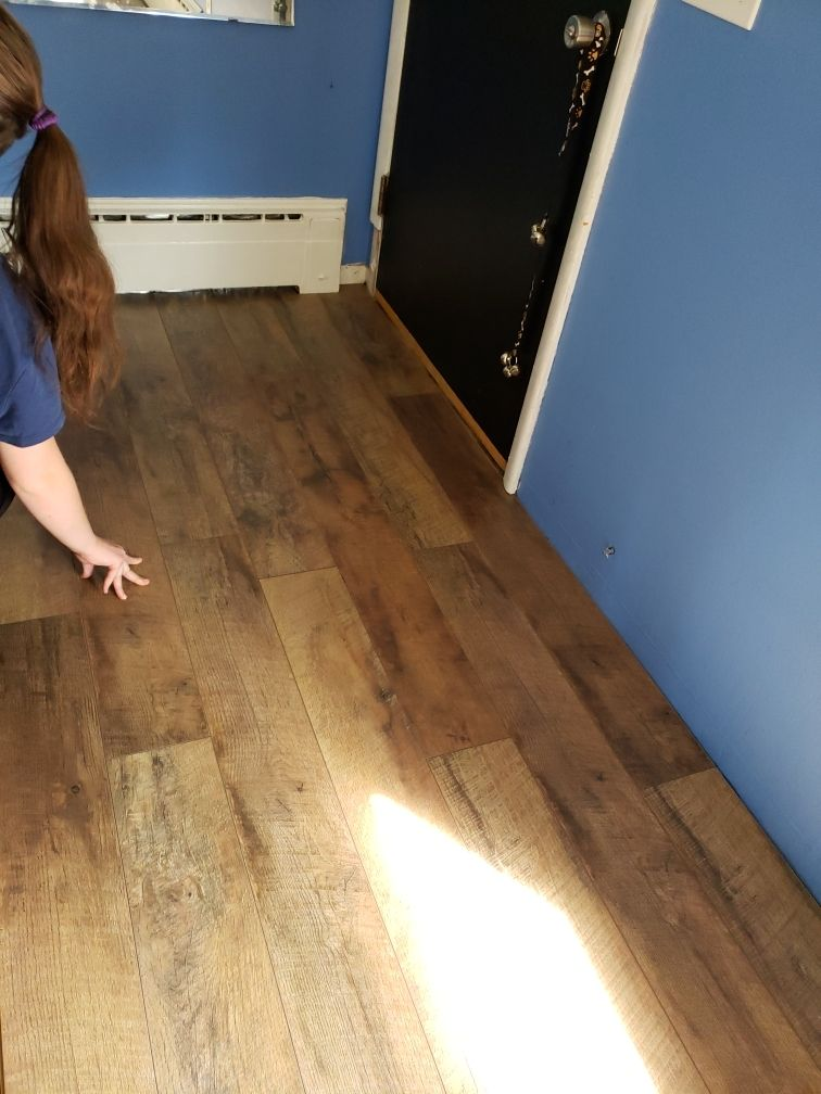 Picture of How to Install Laminate Wood Flooring