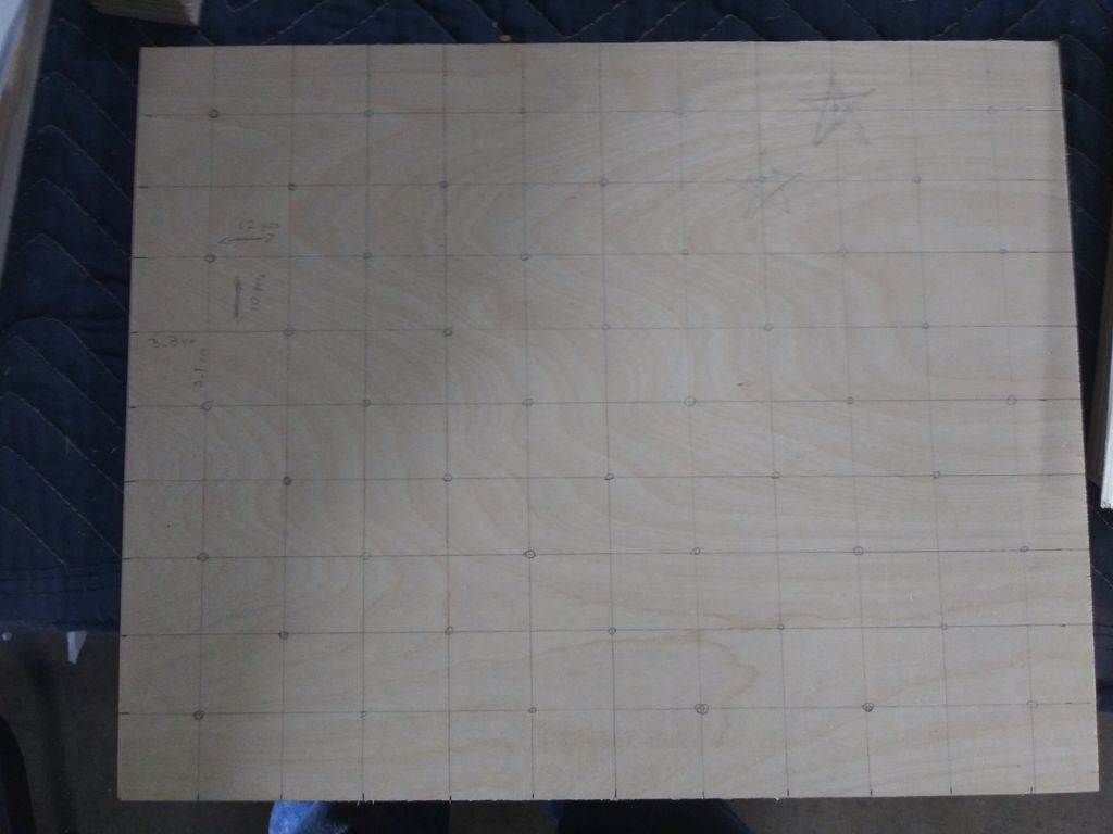 Picture of Trace the Position of the Stars in the Big Square