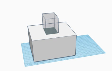 3D Model and Print the Top