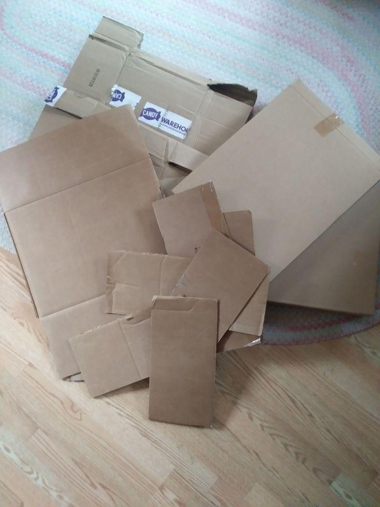 Picture of Cardboard Cutting