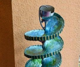 Spiral Fountain