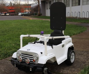 GoBabyGo: Make a Joystick-controlled Ride-on Car