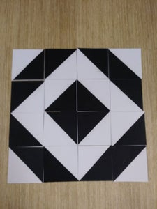 Designing With the Truchet Tiles