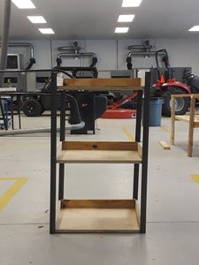 Rolling Storage Table