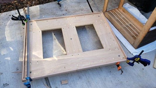 Cabinet Base Construction