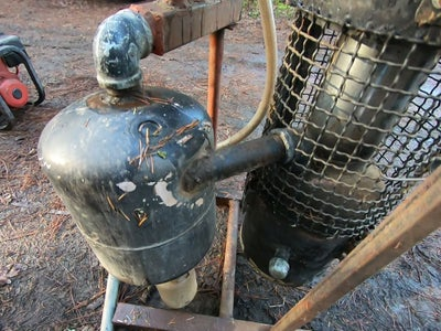 The Need for Filters in a Gasifier