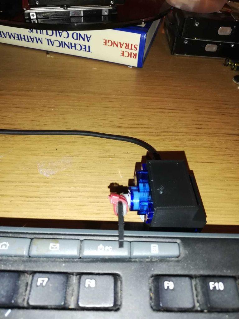 Picture of KiKi the Keyboard Bot