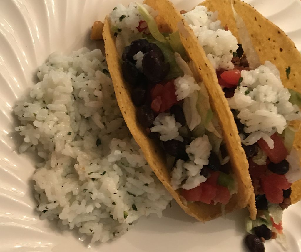 Picture of Spicy Vegan Tacos