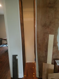 Cedar Install/ Electrical Outlet