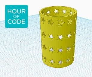 在Tinkercad代码生成模式