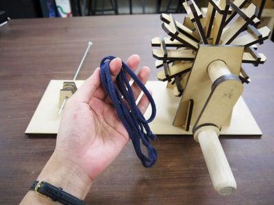 Step 14: Assemble Parts / Wheel (6) & Test (4)