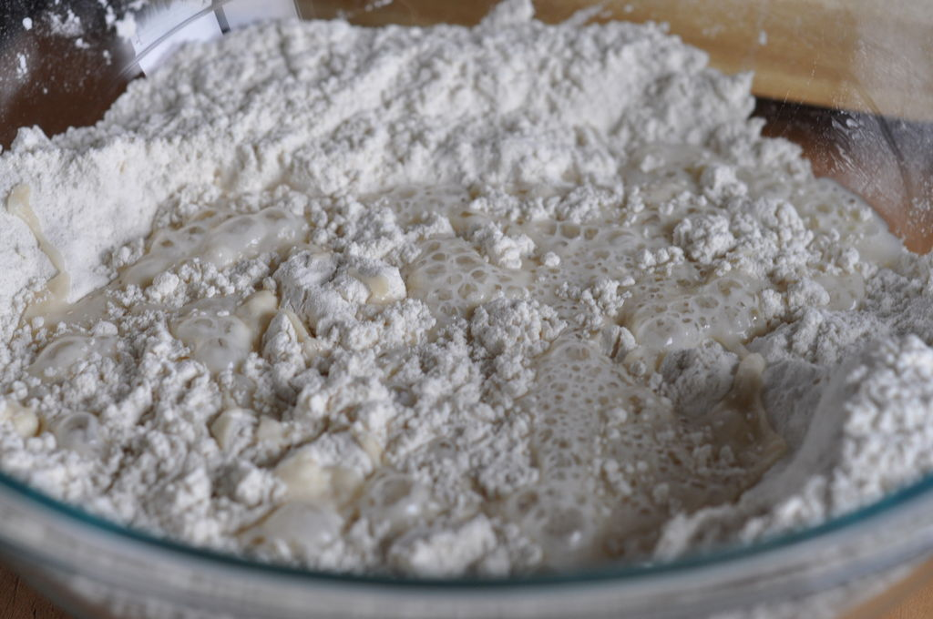 Picture of Butter and Dough Prep