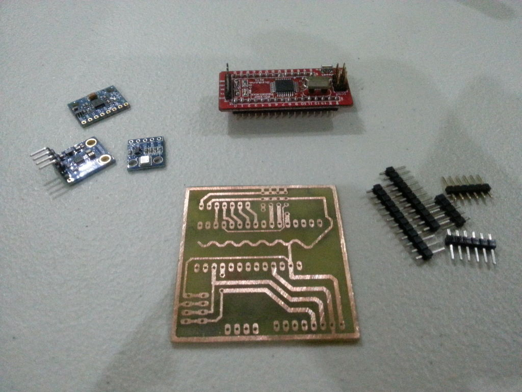 Picture of PCB Done Whats Next?