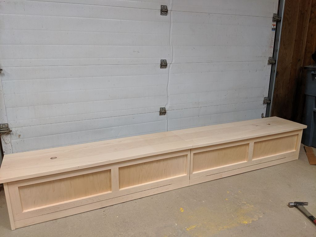 Picture of Assembly of I-Poster Base Step 5