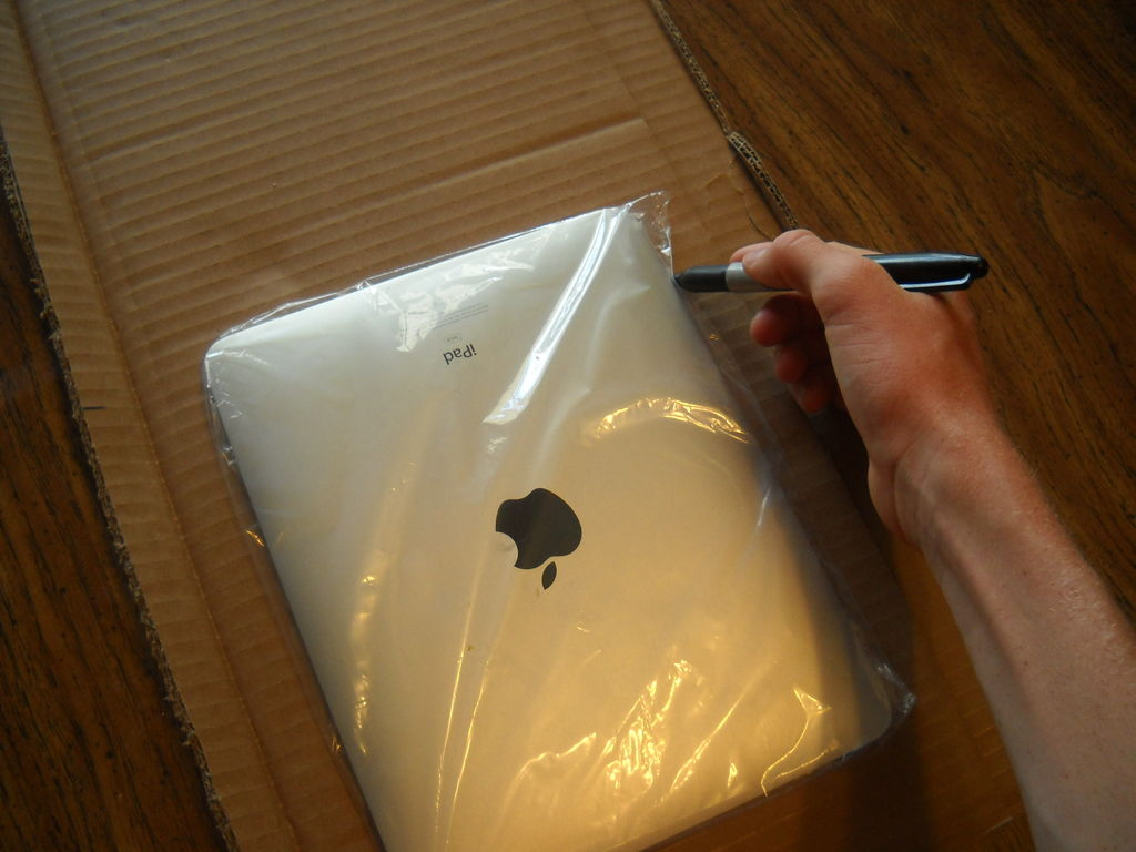 Picture of Trace the IPad