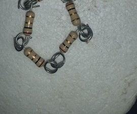 E Waste Component Earrings