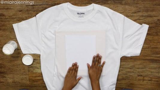 Place Image Onto Shirt