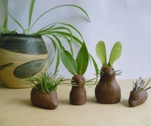 Clay Modelling - Woodland Creatures