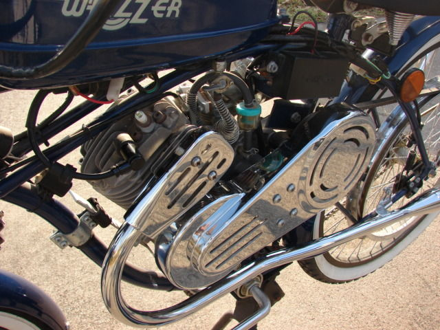 Picture of Whizzer Pacemaker II: My Latest Time Killer, Part I