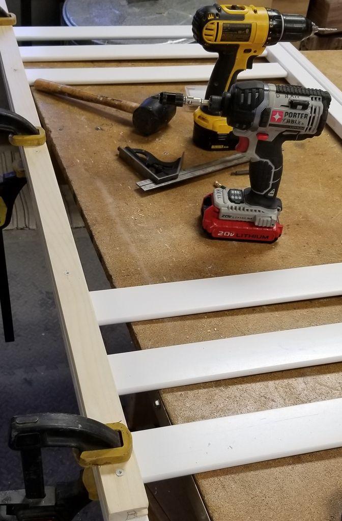 Picture of Modify the Crib Front Rail